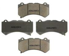 FOR NISSAN GTR G-TR R35 3.8 09 10 11 12 13 14 FRONT BRAKE PADS KIT SET