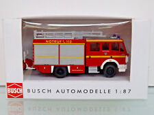 Busch 43818 - H0 1:87 - MB Mk 94 1424 Fw Quatre Accueil - Neuf Emballage