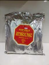 Stop Spills Attack Pac Emergencey Spill Kit Nnb