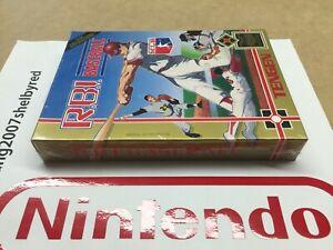 Tengen RBI Baseball Nes Nintendo Factory Sealed Rare NOS VGA WATA ??