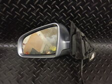 2004 AUDI A3 8P 1.6 PETROL 3DR PASSENGER SIDE WING MIRROR ELECTRIC SILVER