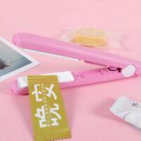 Portable Handheld Mini Electric Heat Sealing Machine Vacuum Sealer Bag Clip