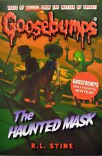 Goosebumps - The Haunted Mask by R.L. Stine [Paperback]