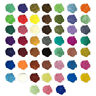 52 Color Set Mica Pigment Powder Perfect for Soap Cosmetics Resin Colorant Dye