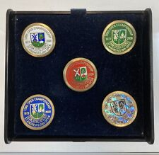 More details for 129th open championships golf ball markers/ pins