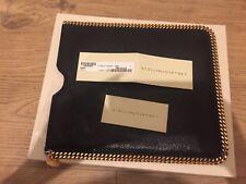 Stella McCartney Falabella Negro Shaggy Ciervo iPad Tablet Case Tech assessory