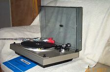 Vintage Quality ADC Turntable For Ferguson with ADC ALT-1 Tonearm