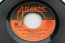 Arif Mardin & Orchestra: Brother Sun, Sister Moon / Yester Year [Unplayed Copy]
