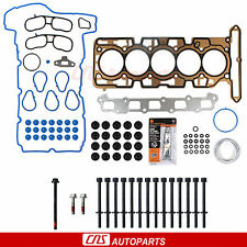 MLS Head Gasket Set w/Bolt Kit for GM 3.7L 223 L5 Colorado Canyon H3 H3T i-370