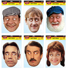 Only Fools and Horses Official 2D Card Party Face Masks Variety 6 Pack - Trotter