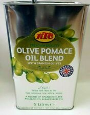 Olive Pomace Oil Blend With Spanish Olives (CAN) 5L KTC Omega 3 Vitamin E