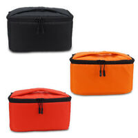 Universal Insert Partition Padded Camera Bag Shockproof Sleeve Cover For Ds B5Y5