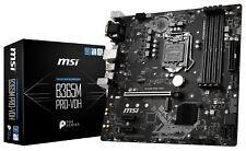 MSI B365M PRO-VDH LGA1151 Intel B365 SATAIII 6Gb/s USB3.0 Micro-ATX Motherboard