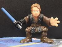 Star Wars Galactic Heroes Anakin Skywalker Without Scar 2004 Loose