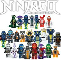 Ninjago Serpentine Custom Set 24 Minfigures Lot - USA SELLER