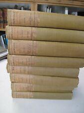 French Literature Novel Tales Letters Prosper Merimee Illus Carmen Holby 8V 1906
