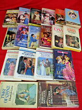 18 Vintage Regency Historical Romance PB Book Lot 1980s & up FREE Book/Shipping