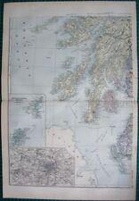 Antique European Maps & Atlases Glasgow 1800-1899 Date Range