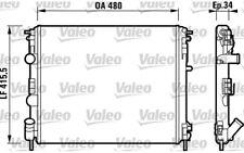 VALEO Radiador refrigeración del motor para RENAULT CLIO KANGOO DACIA 732721