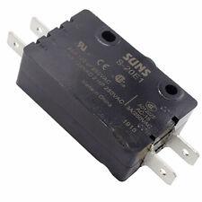 2pcs SUNS S-20E1 Pin Plunger 2NO Snap Action 25A Micro Switch E20-00A 0E2001A