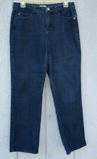 Coldwater Creek Jeans Blue Medium Wash 5 Pocket Size 10P