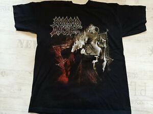 Morbid Angel Illud Divinum Insanus Shirt M Vintage
