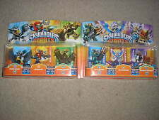 New Lot 6 Skylanders Giants Sonic Boom Sprocket Stump Smash Flashwing Trouble