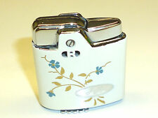 "RONSON ""Petite"" Lighter W. NICE LACQUER Case - 1958-Newark N.J. Made in U.S.A."