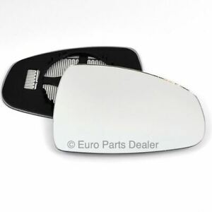 Wing door Mirror Glass Driver side for Audi A1 (8X) 2010-2018 Heated