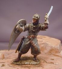 54mm Conte Warlord Draco Norman Knight Beautifully Painted!