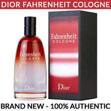 Christian Dior Fahrenheit Cologne for Men 4.2oz / 125 mL Spray Bottle NEW SEALED