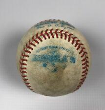 1999 Fenway Park Boston Red Sox Game Used All Star Game Season Baseball