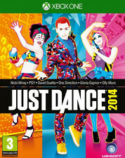 Just Dance 2014-Kinect Xbox One-Nuovo - 1st Class consegna veloce