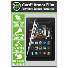 "2 x ULTRA CLEAR LCD Screen Protector for Amazon Kindle Fire HDX 7"" 7.0 Inch"