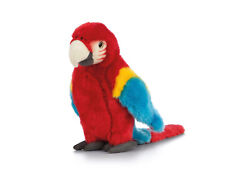 LIVING NATURE MACAW PARROT - AN470 SOFT CUDDLY CUTE STUFFED PLUSH TEDDY TOY BIRD