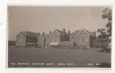 The Friendly Societies Home Herne Bay Vintage RP Postcard 413a