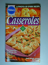 PILLSBURY Cookbook Booklet CASSEROLES  Recipes 2000 #236
