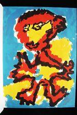 SIGNED Original Litho KAREL APPEL-The Early Years 1988 COBRA Ltd 1st Ed DJ FN