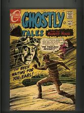 GHOSTLY TALES #63 FN/VF AND 71 FN/VF CHARLTON