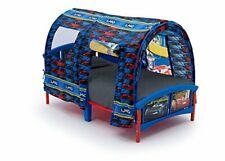 New Delta Children Toddler Tent Bed, Disney/Pixar Cars Free Fast Delivery
