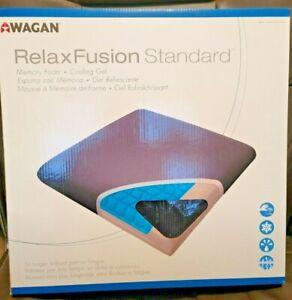 WAGAN TECH 9111 RelaxFusion Standard Seat Cushion BRAND NEW