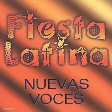 Fiesta Latina - Nuevas Voces  Audio CD Buy 3 Get 1 Free