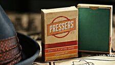Pressers Deck - Ellusionist Playing Cards - Magic Tricks - New
