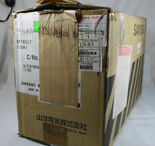 Sanyo Denki P60B13150HCX23 Super Servo Motor 2.1 kW 3000 RPM **NEW IN BOX**