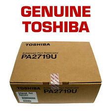 NEW Toshiba PA2719U Port Replicator Docking Station Libretto 100CT 110CT w/o AC