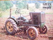 John Deere 4Wd tractors Green magazine 8010 8020 7020 Wa14 17, Generator Repair