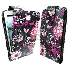 CASE FOR SAMSUNG GALAXY S3 BUTTERFLY PINK FLOWER FLIP PU LEATHER POUCH COVER