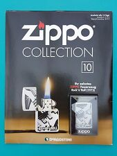Zippo Collection Nr.10 Sturmfeuerzeug Rock`n`Roll (1973)  never fired !!!