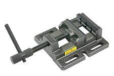 Maschinenschraubstock 106mm Parallelschraubstock Bohrmaschinenschraubstock 02149