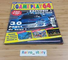Nintendo Magazine Gameplay 64 N°12